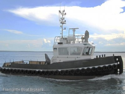Custom 16M DAMEN TUG 1606 TWIN SCREW