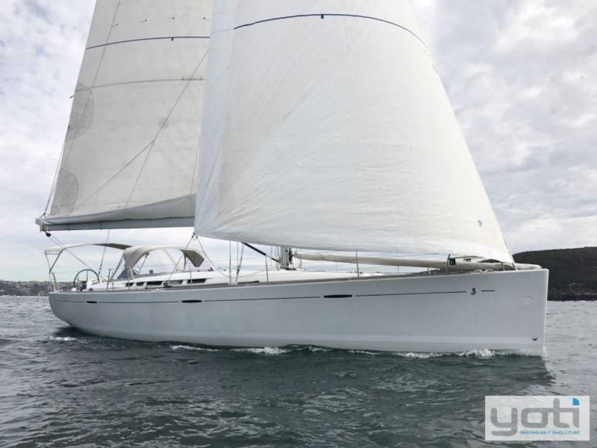 Beneteau First 50
