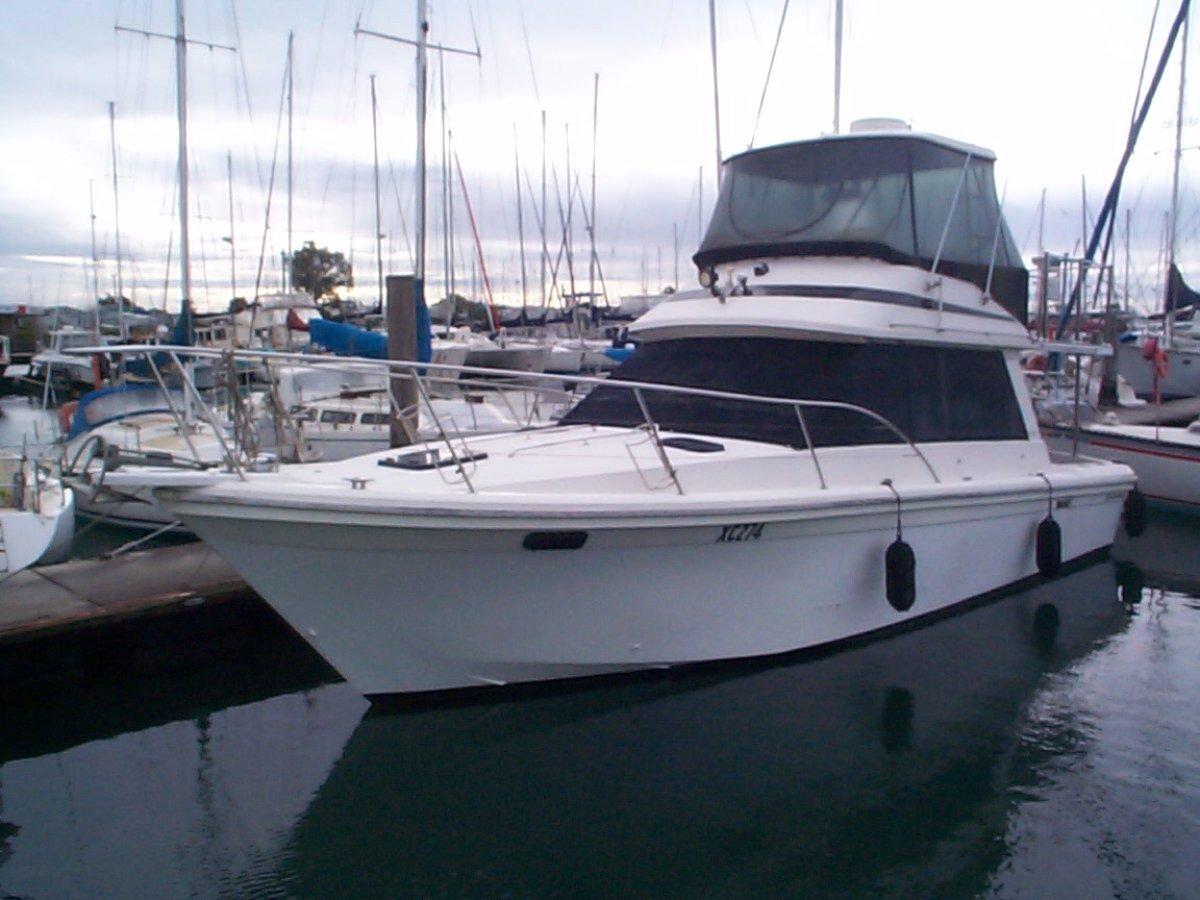 Riviera 34 Flybridge Cruiser:Good thing