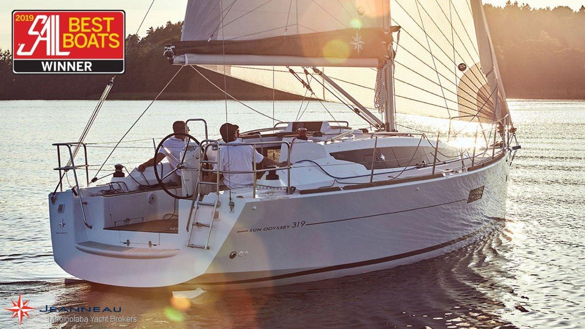 New Jeanneau Sun Odyssey 319