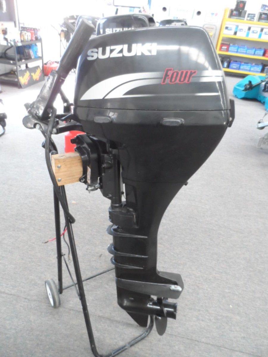 2005 Suzuki DF15ES 4-Stroke