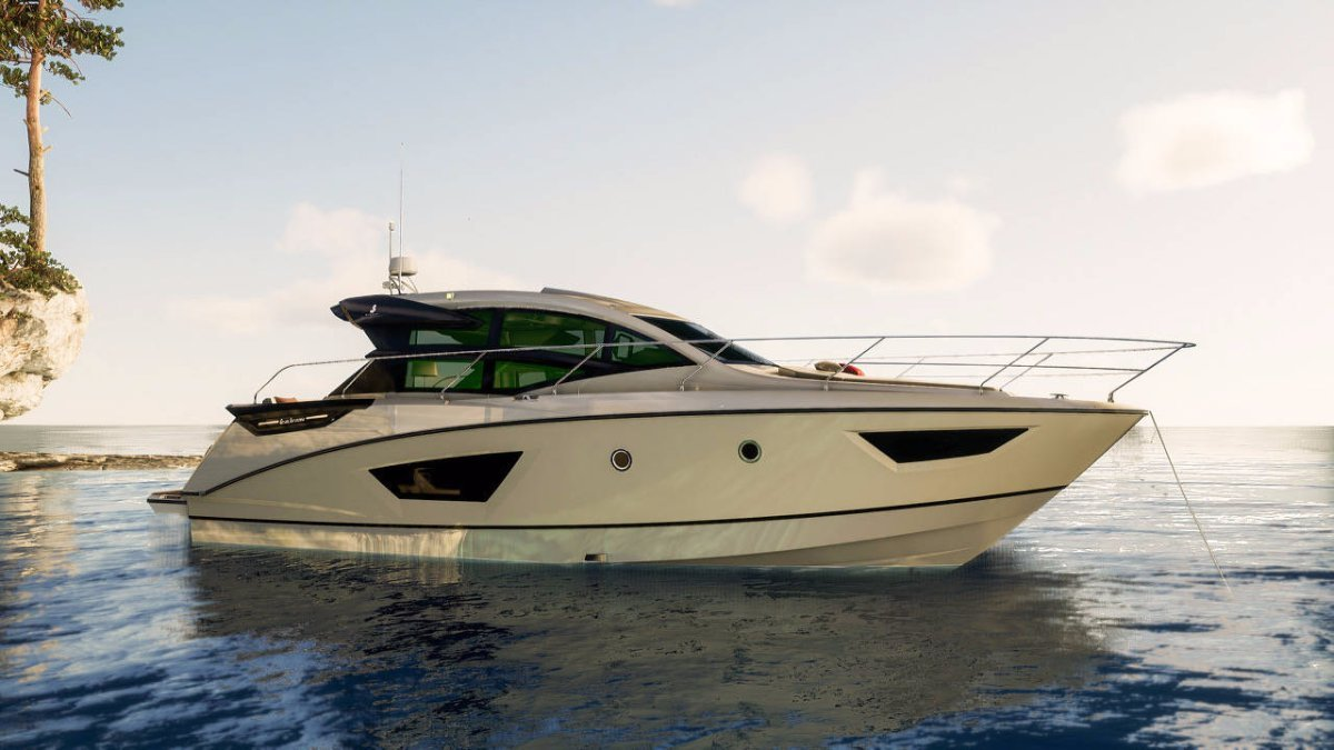 Beneteau Gran Turismo 50 Hardtop - All new 2018 model