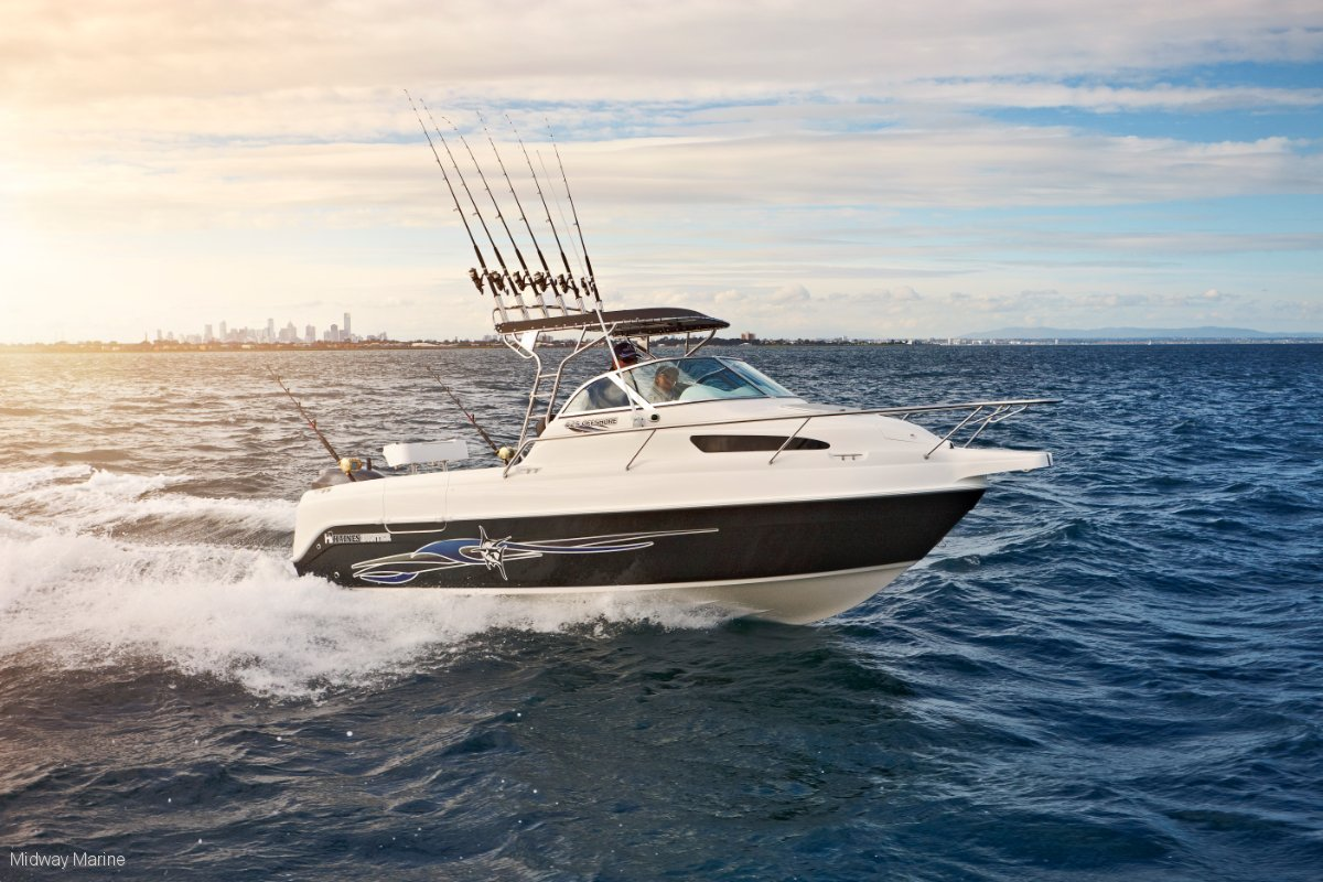 New Haines Hunter 625 Offshore