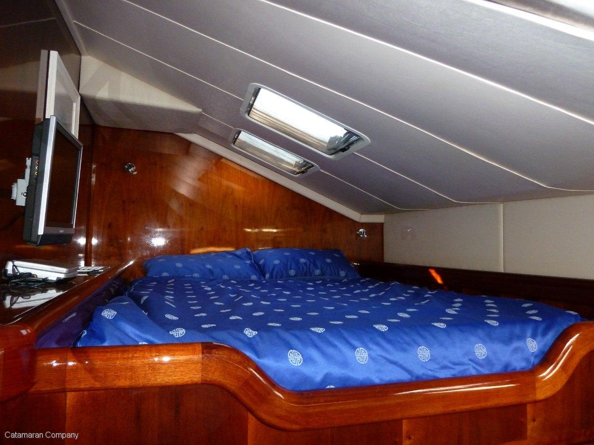 Crowther 52 Dagger Board performace sailing catamaran
