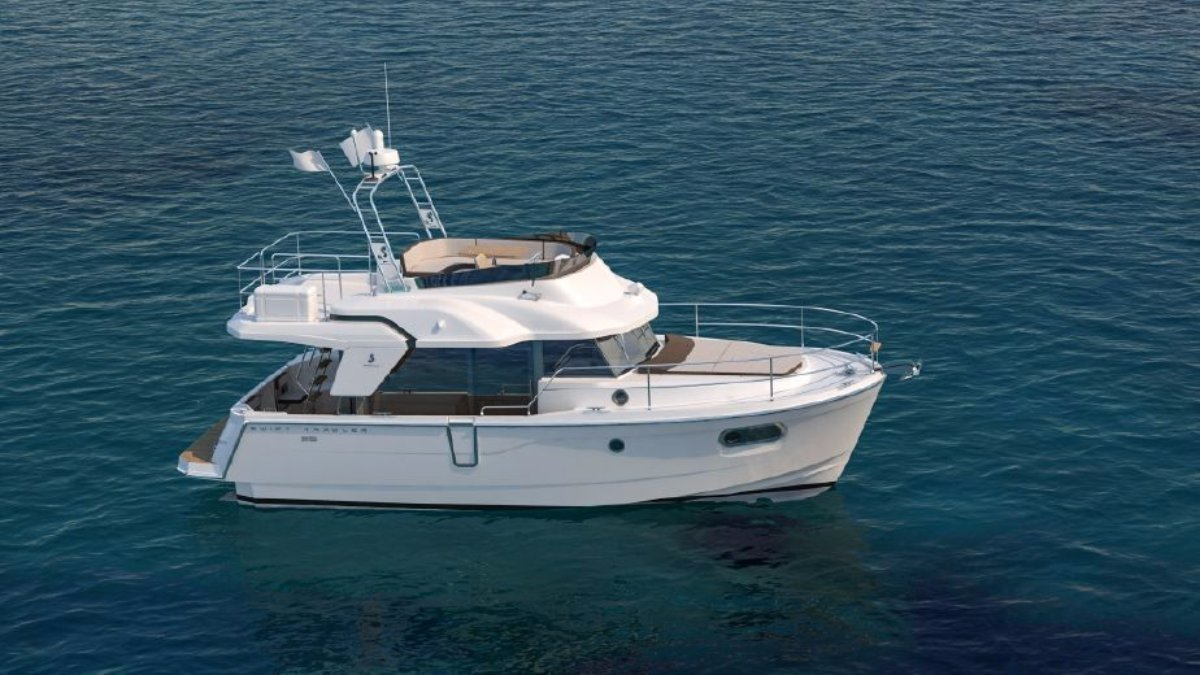 Beneteau Swift Trawler 35 - All new 2018 model