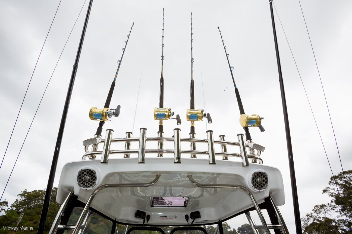 New Haines Hunter 675 Offshore Hard Top