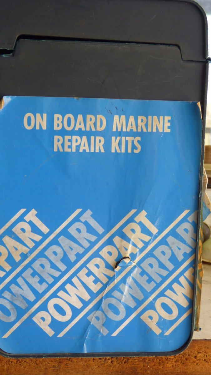 PERKINS 1993 M50/VOLVO MD22A FACTORY REPAIR KIT