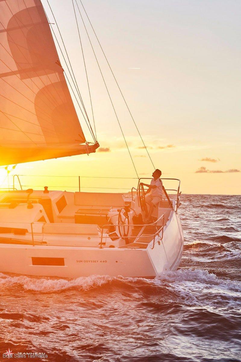 Jeanneau Sun Odyssey 440 NEW