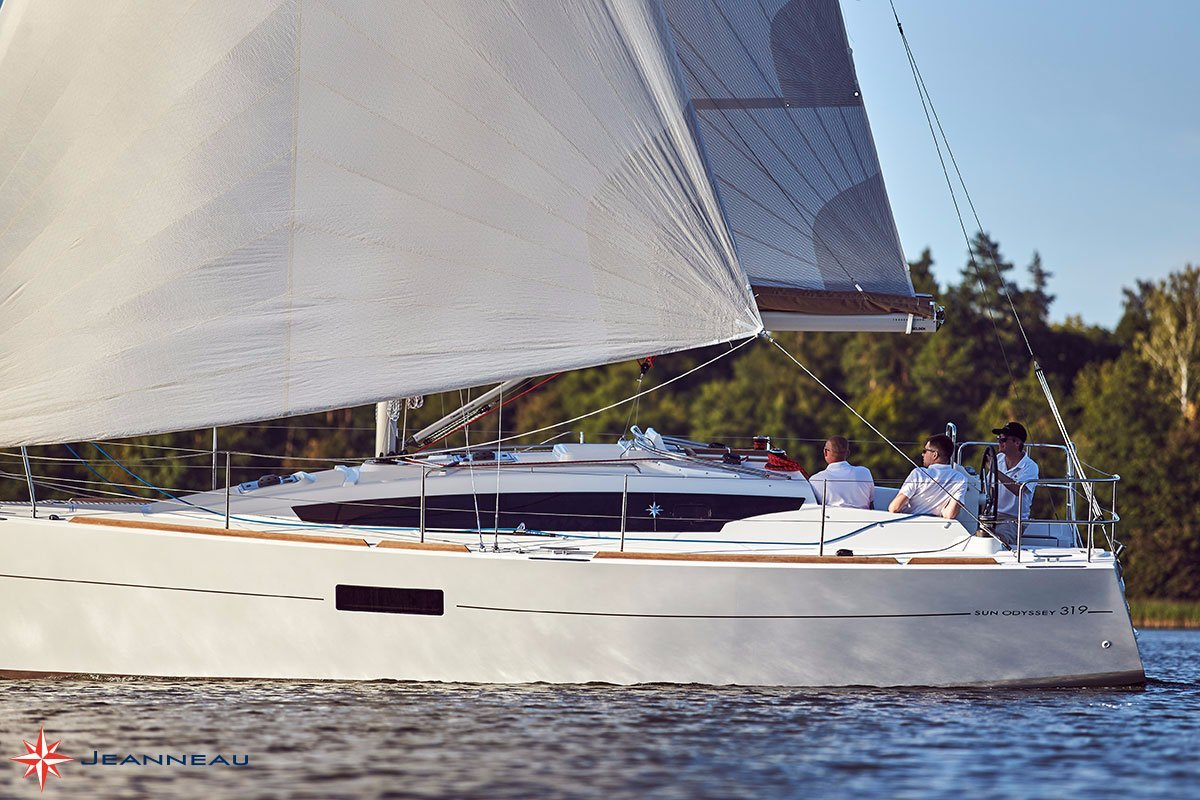 Jeanneau Sun Odyssey 319 (NEW)