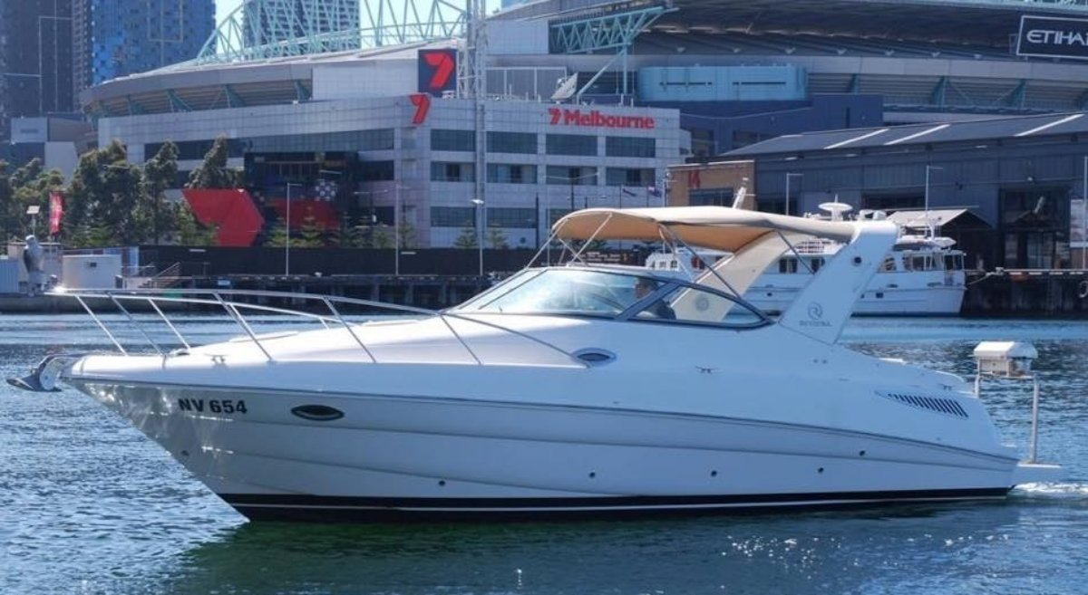 Riviera M290 Sport Cruiser 2004