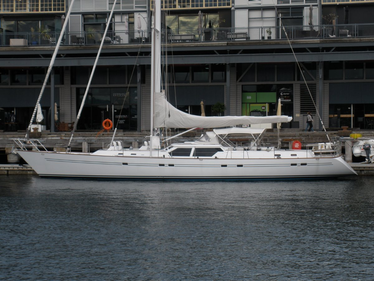 Oyster 68 IN THE MOOD EXCEPTIONAL CONDITION