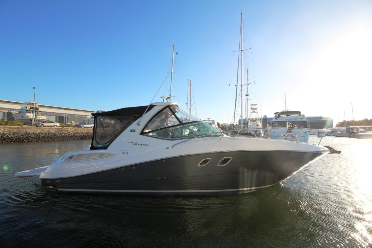 Sea Ray 335 Sundancer 2007 Sea Ray 335 Sports Cruiser