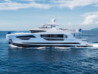 Horizon Yacht Fd85 -