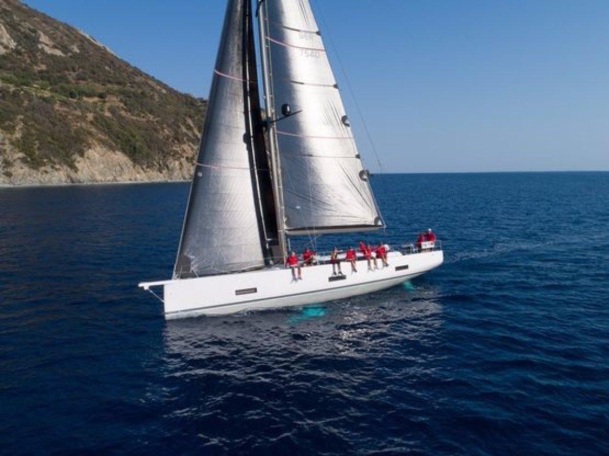 Ice Yachts 52 - Modern 15.8m Cruiser Racer
