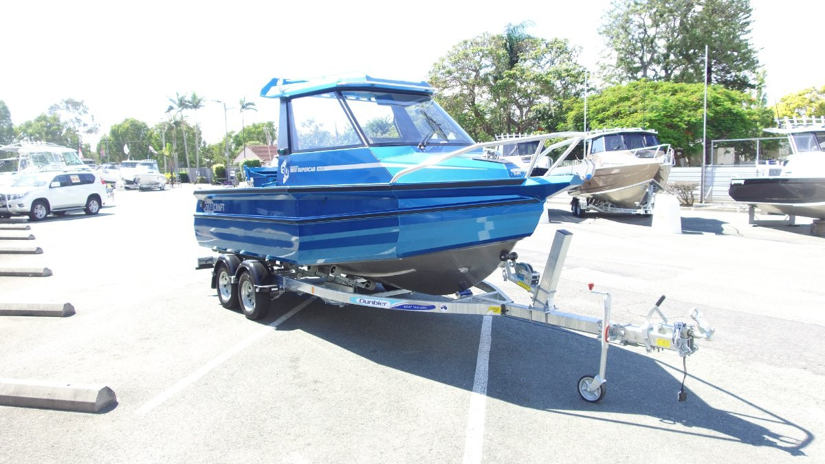 Stabicraft 2050 Supercab + Yamaha F150XB 150hp Four Stroke *LIMITED EDITION