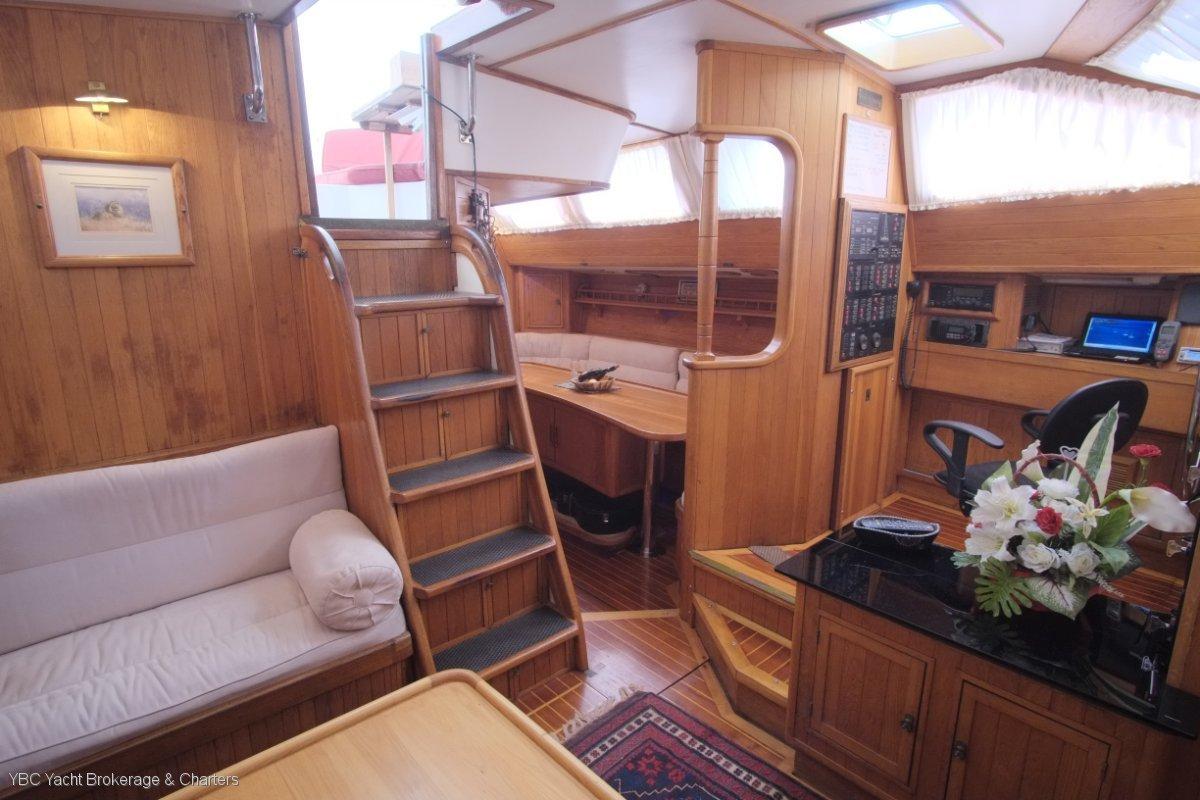 Dudley Dix 65 World Cruiser