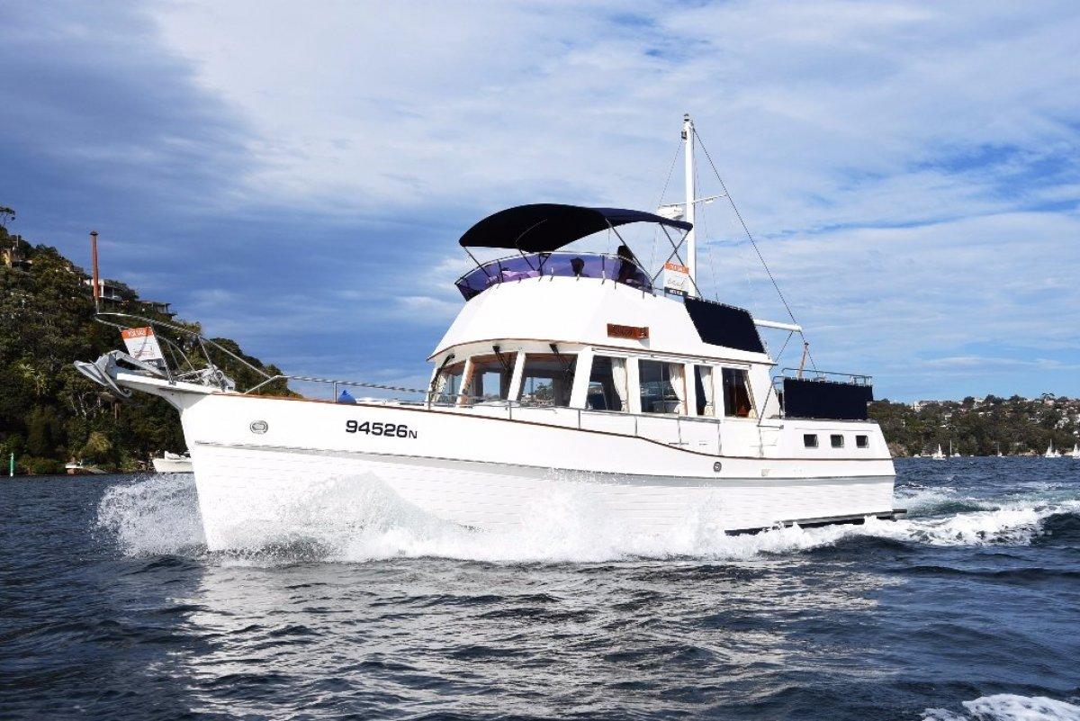 Grand Banks 42 Motor Yacht
