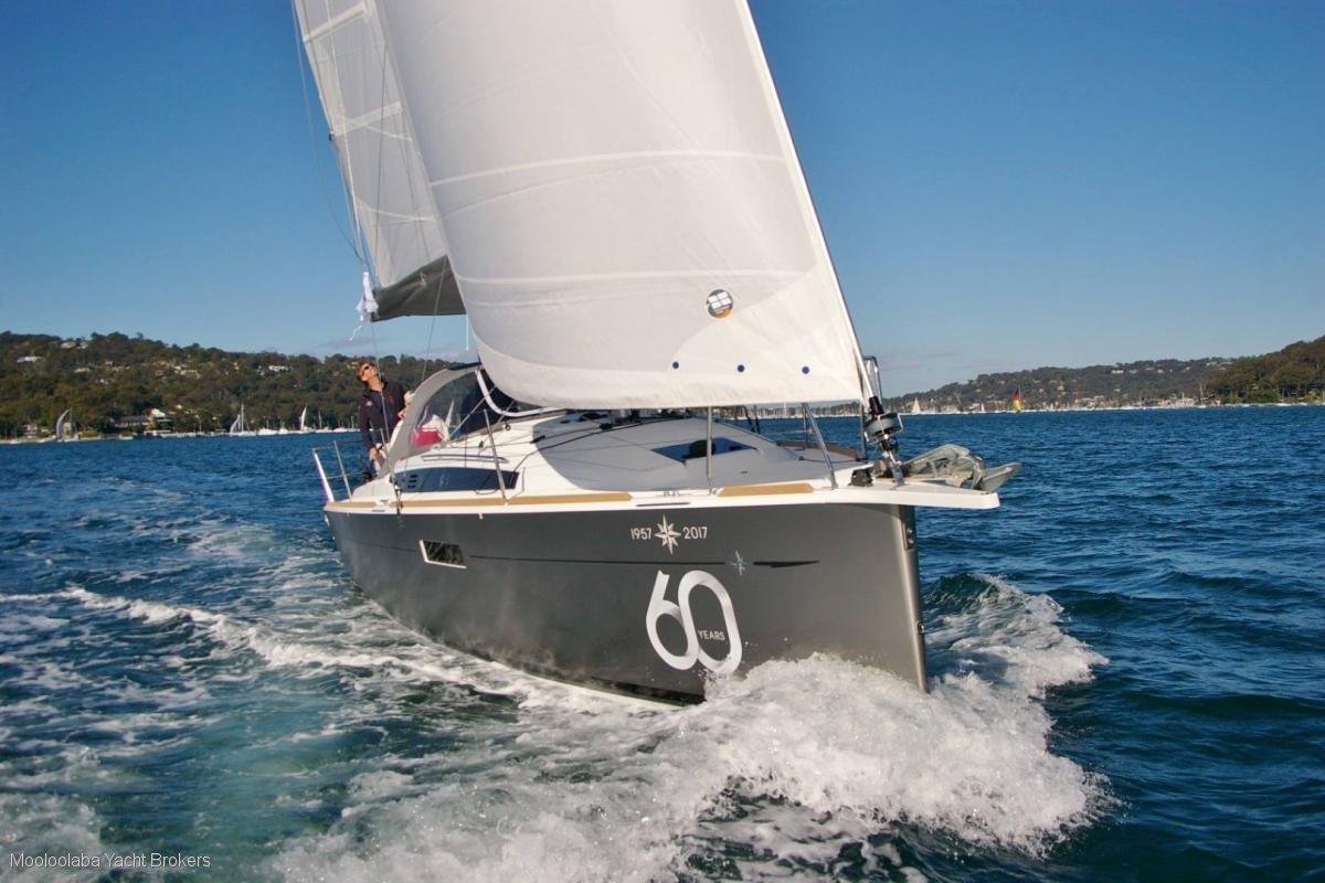 New Jeanneau Sun Odyssey 349