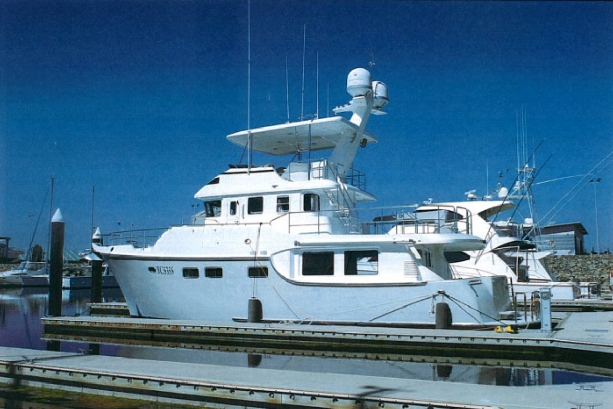 Ge Freezer Fcm7suww Nordhavn 55 Power Boats Boats Online For Sale Fibreglass Grp