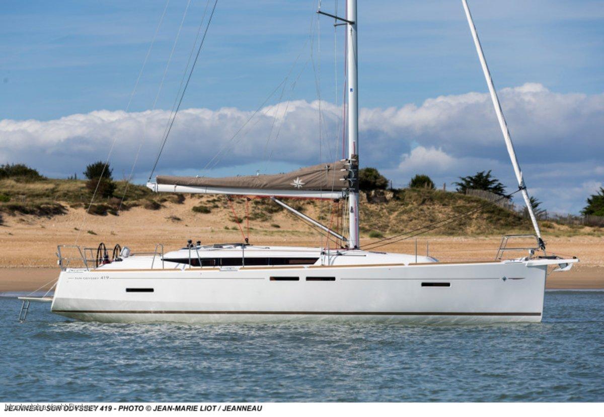 New Jeanneau Sun Odyssey 419