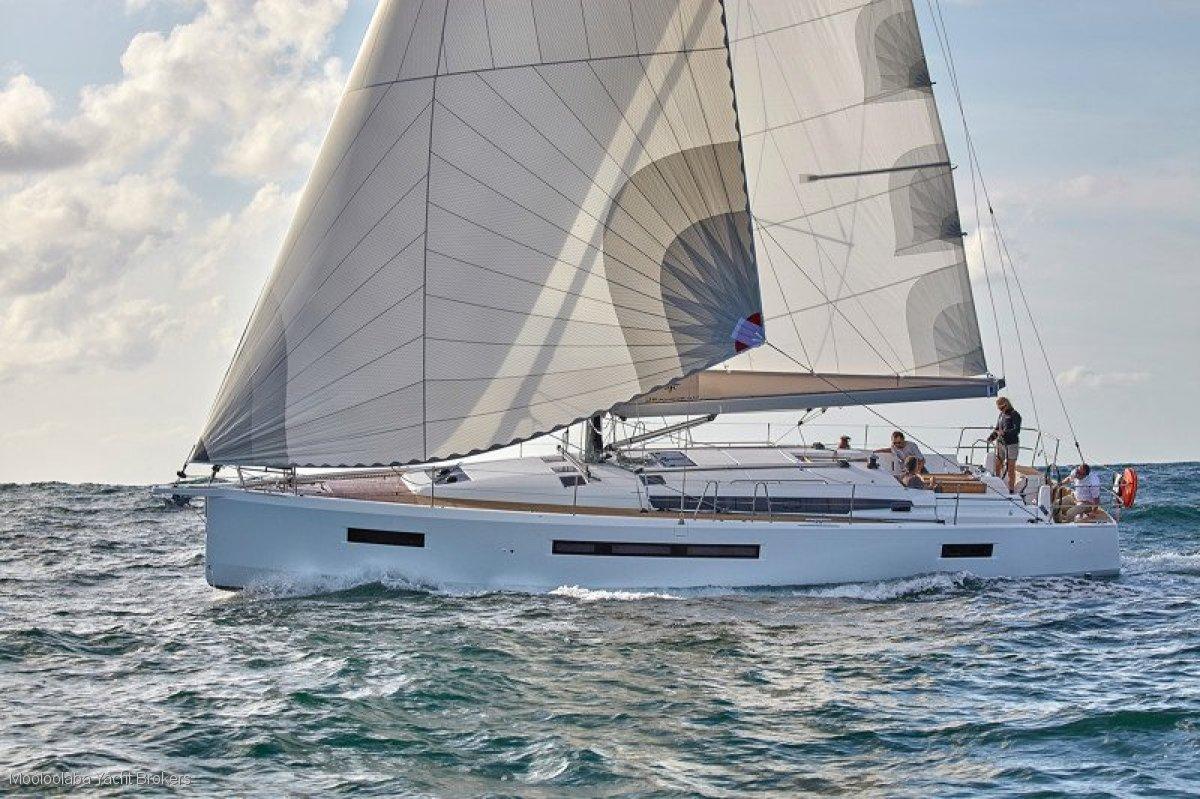 New Jeanneau Sun Odyssey 490