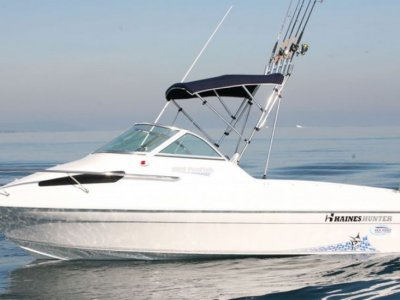 Haines Hunter 525