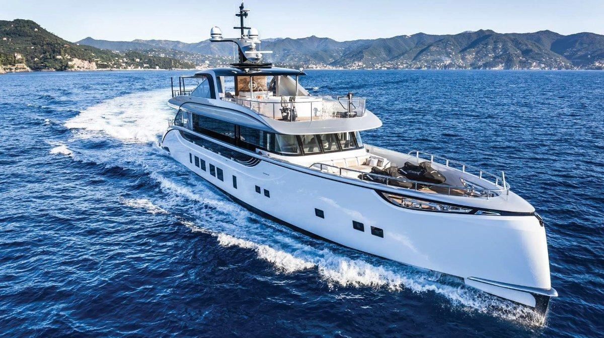 Dynamiq GTT 130 Superyacht