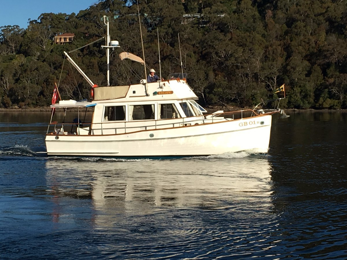 Grand Banks 32 Popular model Well maintained