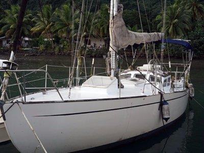 Cruise Tahiti - 40ft