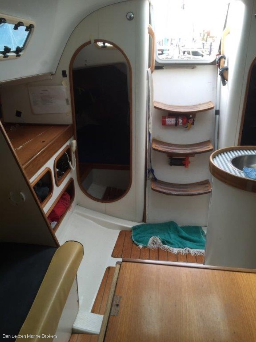 Beneteau First 11 Cruiser Racer