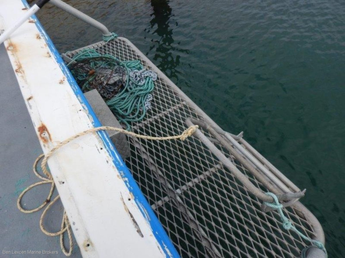 Marko Sambrailo Converted Ex Cray Boat 45'