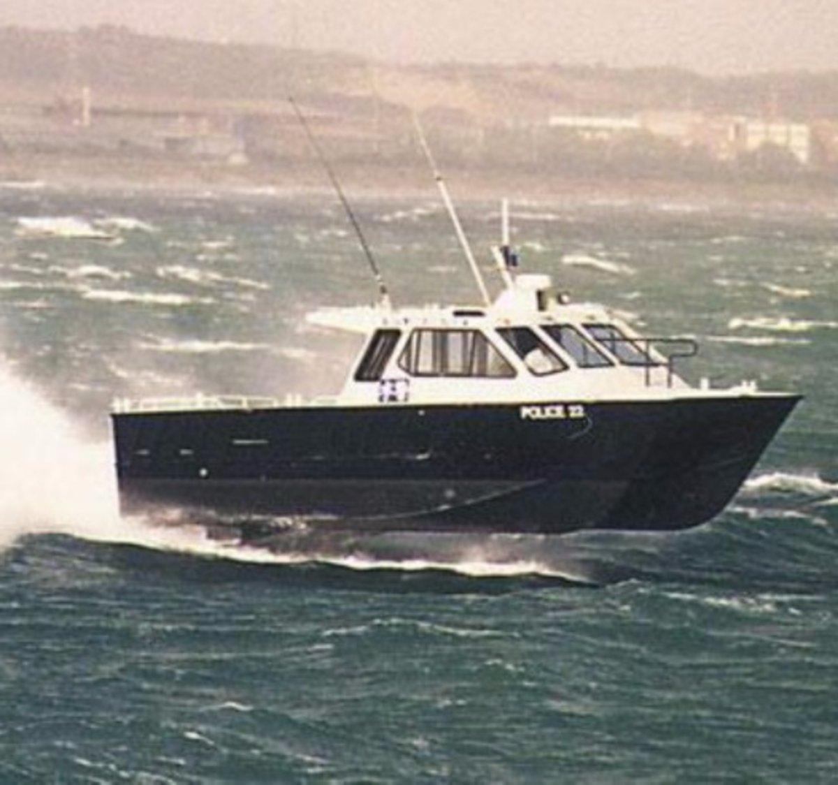 10m Patrol Boat