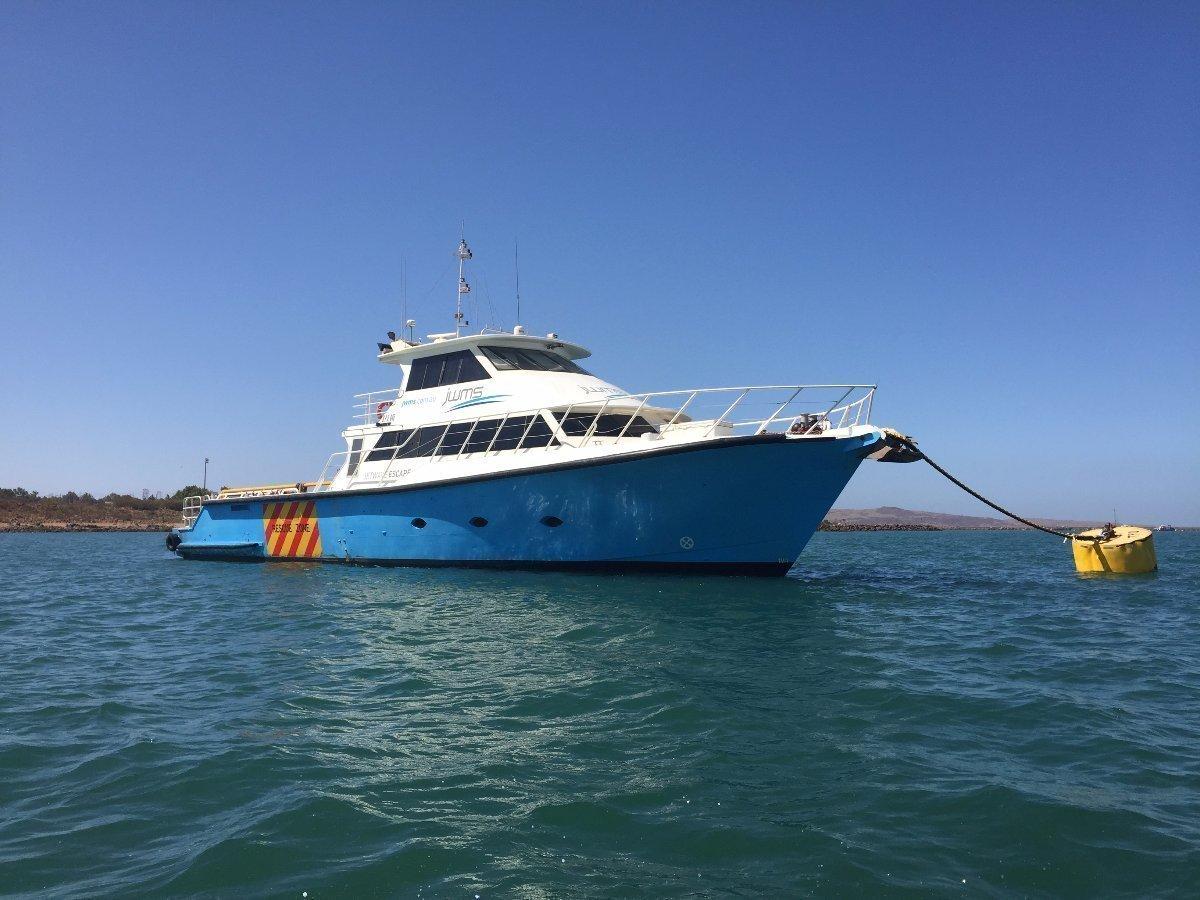 Global Marine 23.95m Blue Water Cruiser