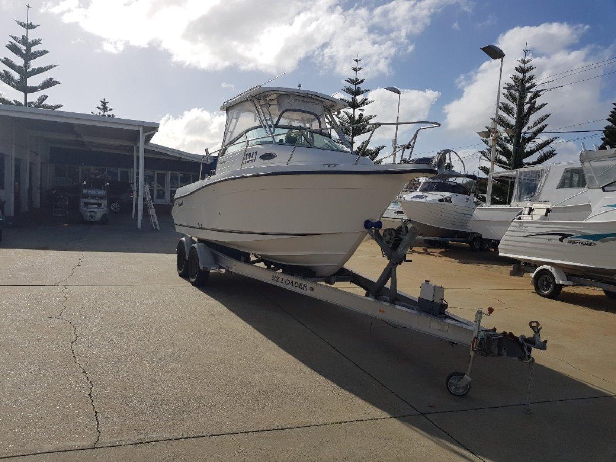 Seaswirl 220 WA Striper