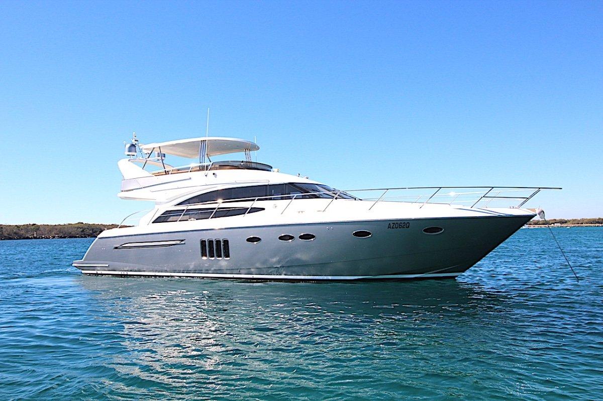 Princess P62 Motor Yacht