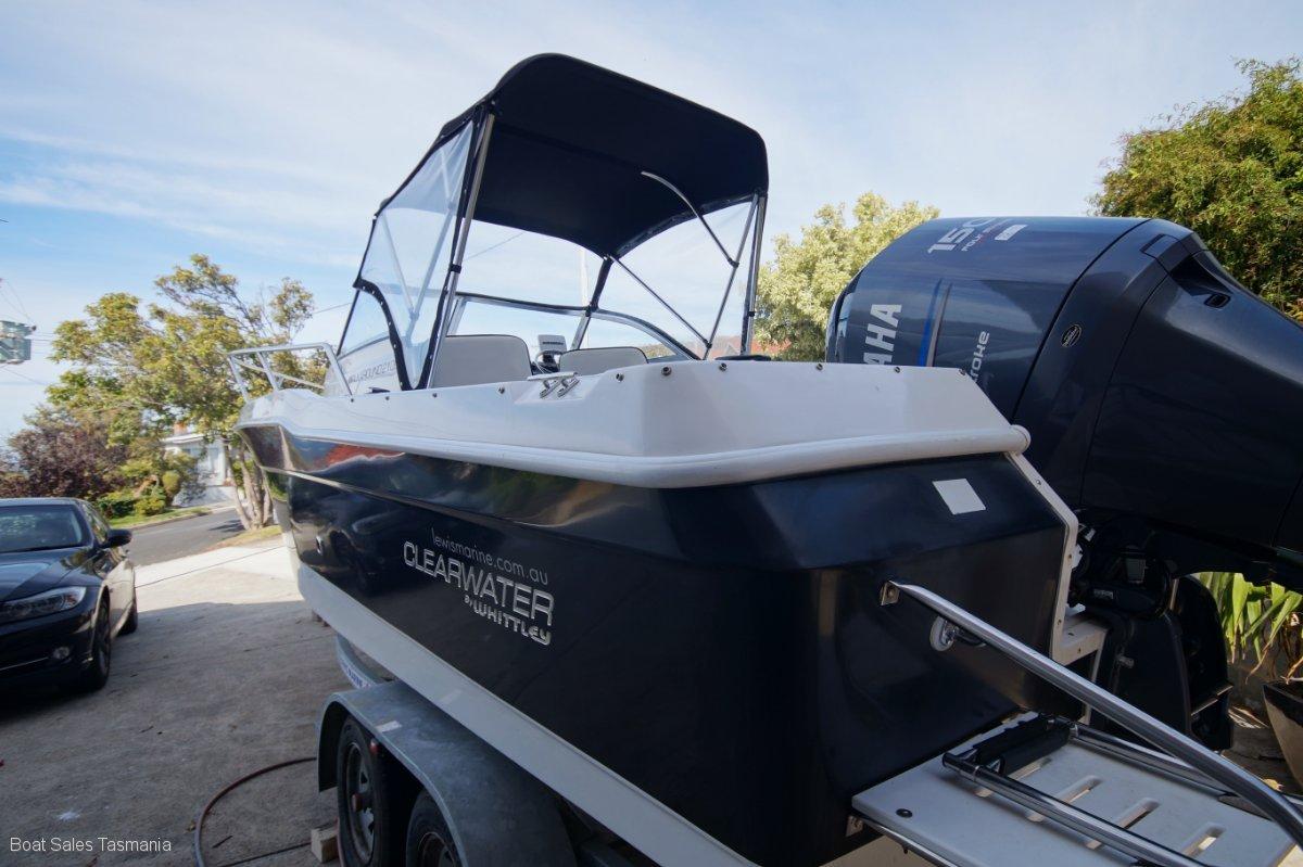 Whittley Clearwater 2100 Walkaround