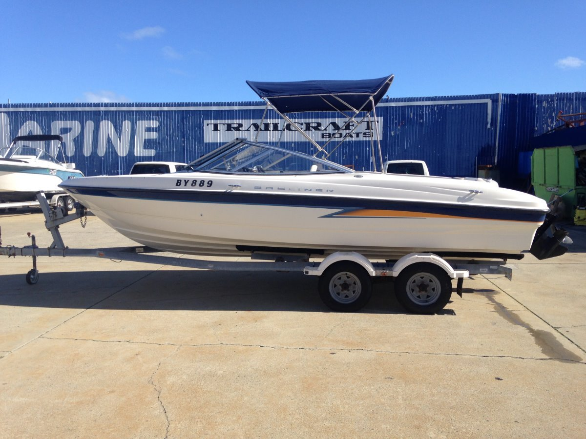 Bayliner 205 Bowrider Great value for money