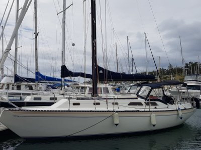 Islander 36 Beautifully presented large volume cruising yacht