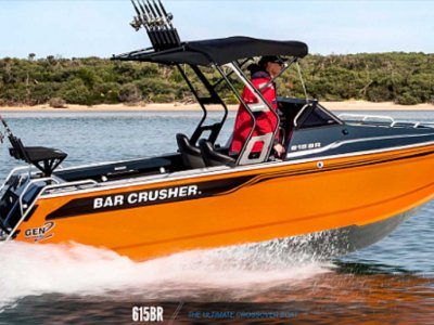Bar Crusher 615br