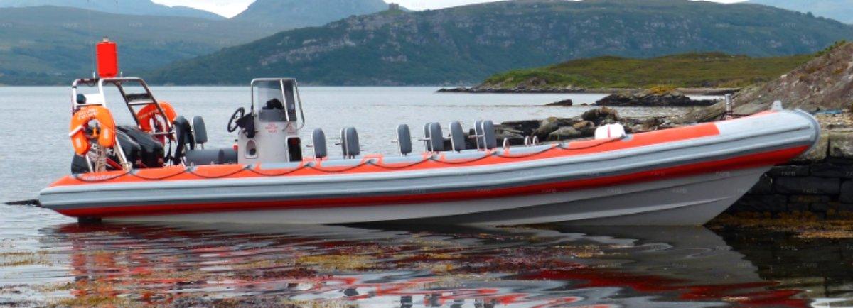 Ribcraft Sea Safari 9.0