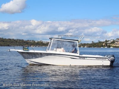 Grady-White 26 Twin Yamaha Outboards