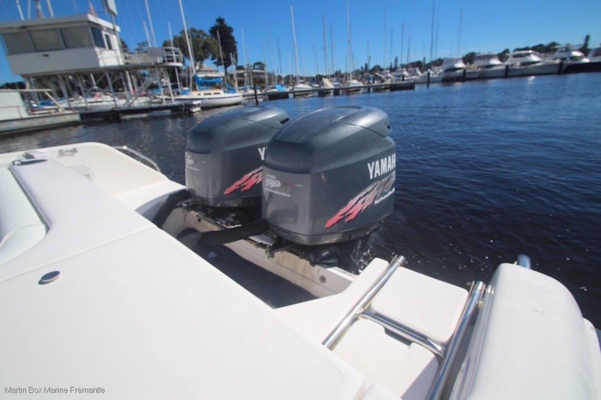 Grady-White 26 Twin Yamaha Outboards