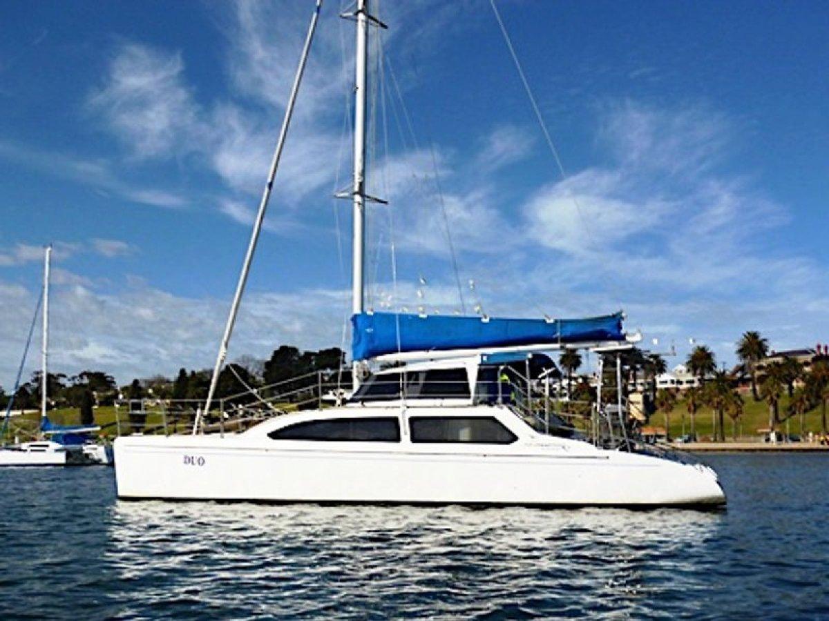 Seawind 1000 XL Catamaran