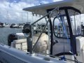 Robalo R222:POT winch system