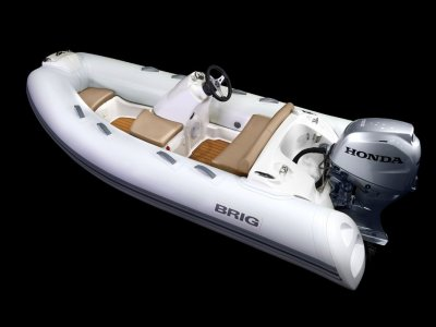 Brig Eagle 340 Rigid Inflatable Tender (IN STOCK) RIB