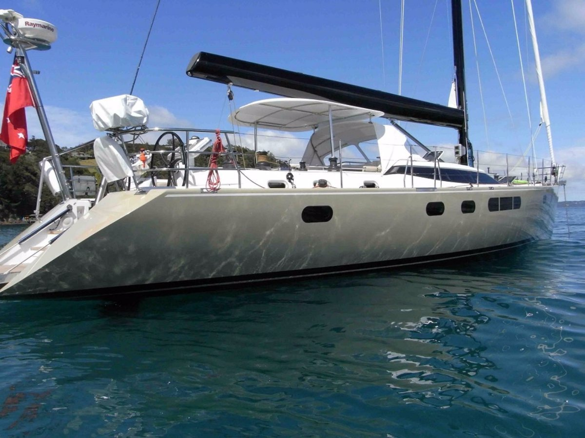 Warwick 66 Yachts - 20m Carbon Composite Cruising Slo