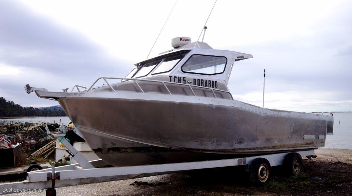 "Fred Barrett 9m Commercial Fishing Vessel ""Dorardo"""