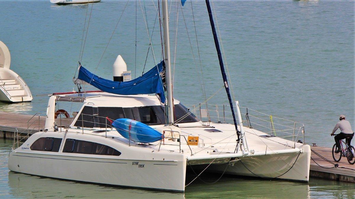 Seawind 1160 Owner version