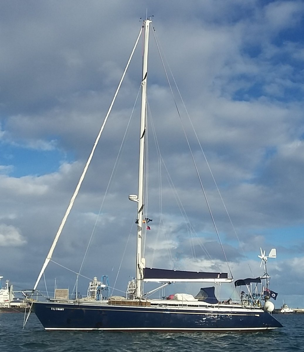 Grand Soleil 46.3 2003 Owner's Version (3 Cabin):FIU 2 MANY