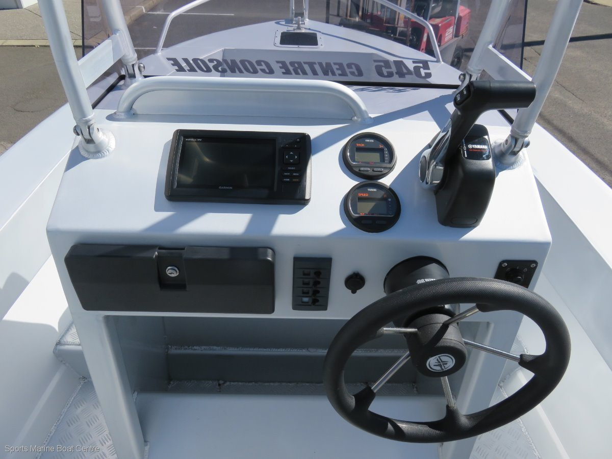 Extreme 545 Centre Console